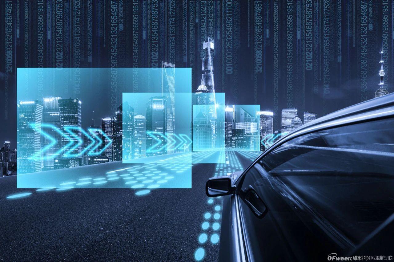"""数据""""铺路"""",车联网赛道开始竞速"""