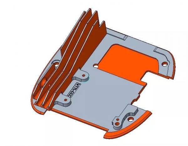 压铸铝合金夹具方案