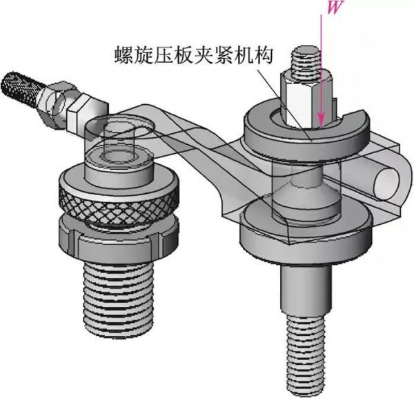 翻转式钻夹具的设计,适合杠杆臂加工