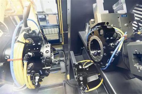 一键即可快换,看夹具系统在自动化产线中的作用