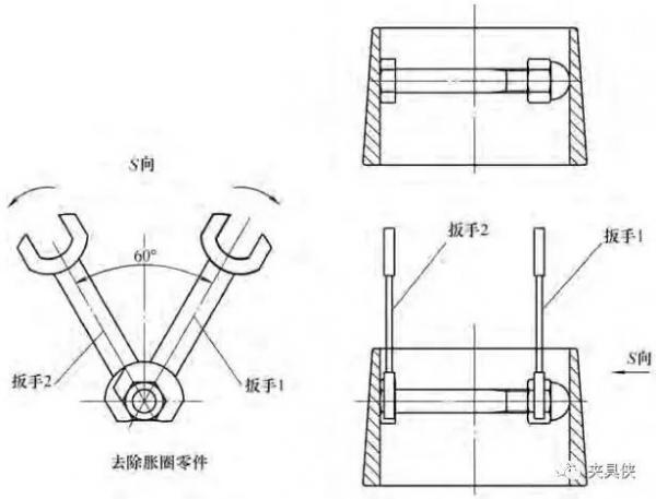 胀圈零件线切割工序断丝解决方案