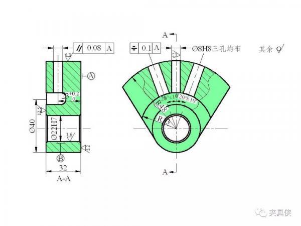 机床夹具设计规范,看这一份就足够