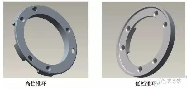 錐環零件通用模塊化液壓夾具的設計與開發
