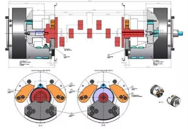 自动化思路的应用:从曲轴液压夹具到整体产线都可行