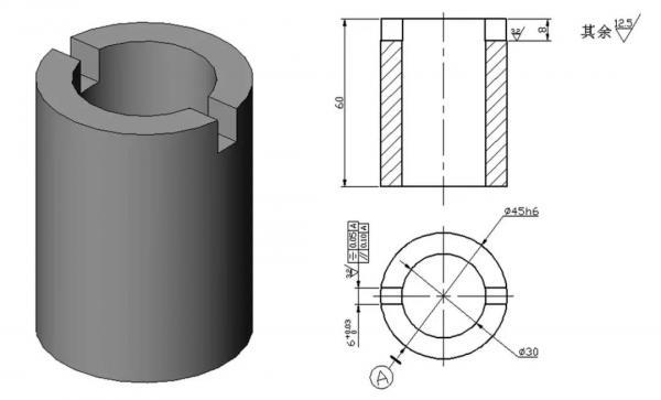 如何解决薄壁套筒类零件在加工中产生变形的难题