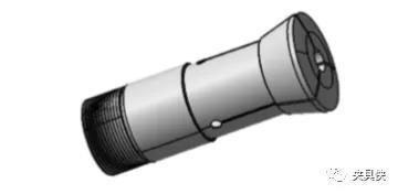 模块化气动夹具——气缸与弹簧夹头的紧密配合