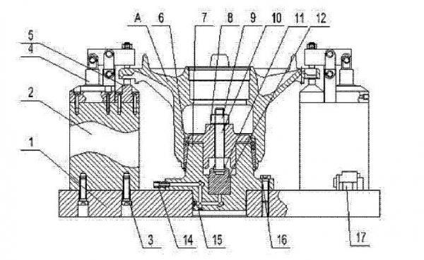汽車零部件的液壓自動夾具設計