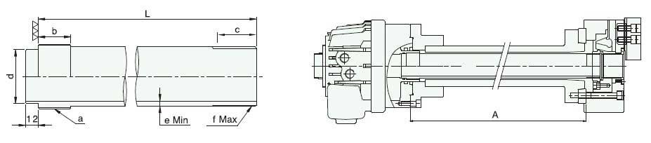 液压卡盘的准备、安装、调试工作指南