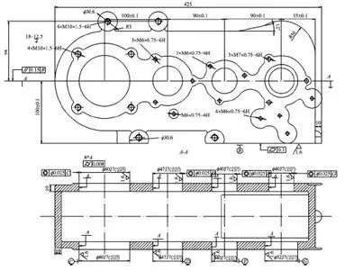 小中型企业的福音!双工位旋转专用变速箱夹具设计