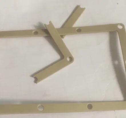 外圆上凸起筋条以及内孔凸台加工方案