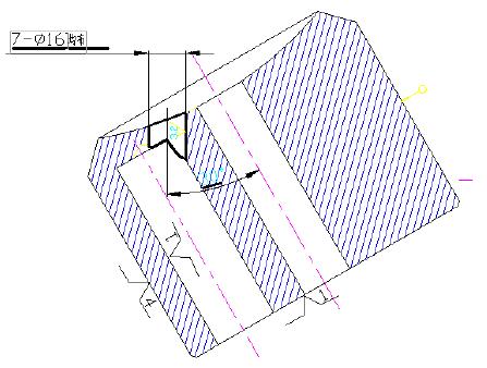 分度转位装置有什么用?看看这款1次加工7个孔的夹具