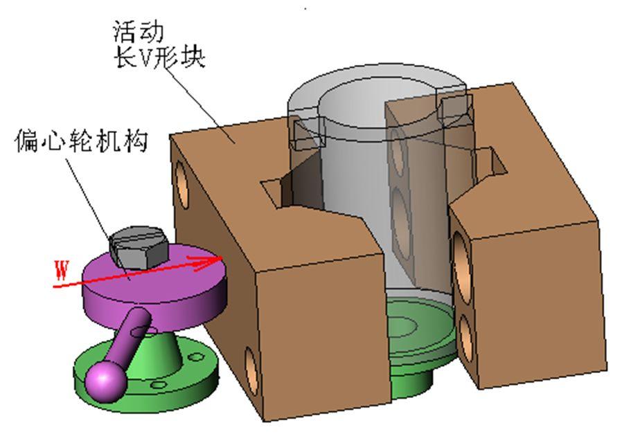 套筒夹具的详细尺寸图,解决铣槽问题