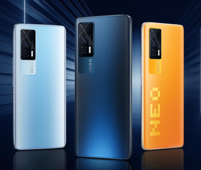 """外挂""""独显""""的870破格之作!iQOO Neo5评测:低帧变高帧 功耗却更低"""