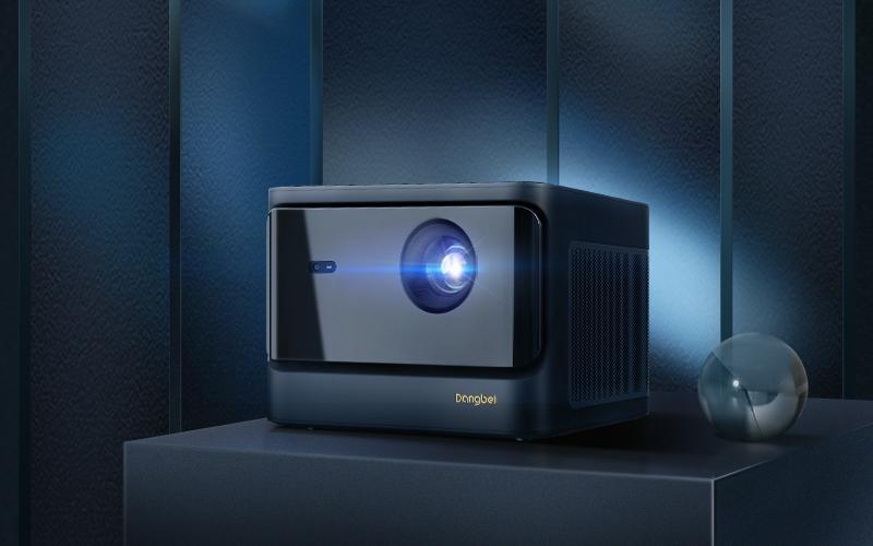 激光电视太贵?当贝激光投影X3金沙app安装平台:3200ANSI流明亮度颠覆行业