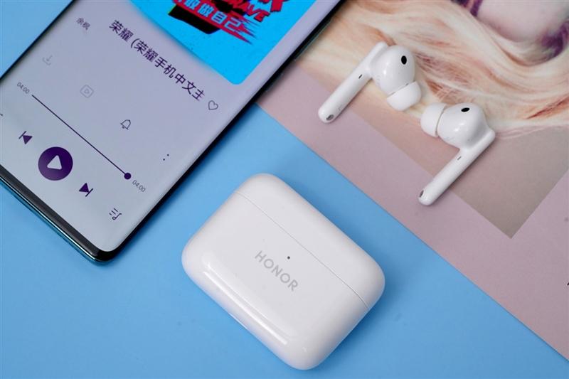 32小时超长续航!荣耀Earbuds 2 SE降噪耳机评测: 价格下来 配置不减