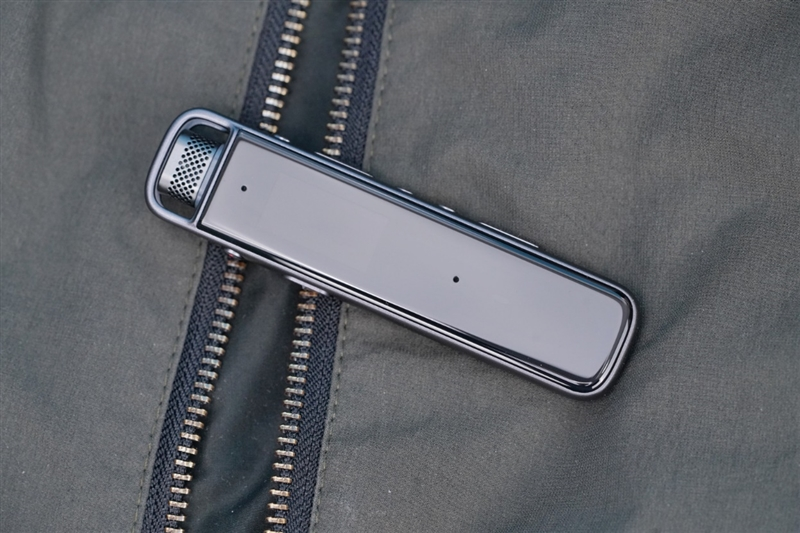 三麦克风专业录音笔只要499!科大讯飞听见H1评测:音频记录一键成稿