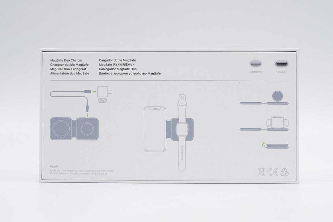抛去价格,咱们聊点别的:MagSafe 双项充电器评测