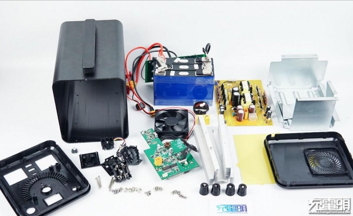内置特斯拉同类型无钴电芯,4款磷酸铁锂户外电源值得一看