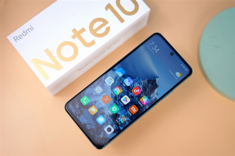 千元小金刚首上旗舰芯!Redmi Note 10 Pro评测:有史以来最大性能升级
