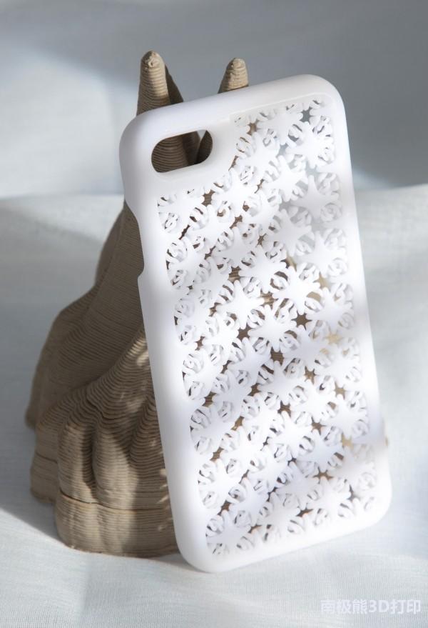 128元中兴天机3D打印手机壳,是否可会引发新的消费爆点
