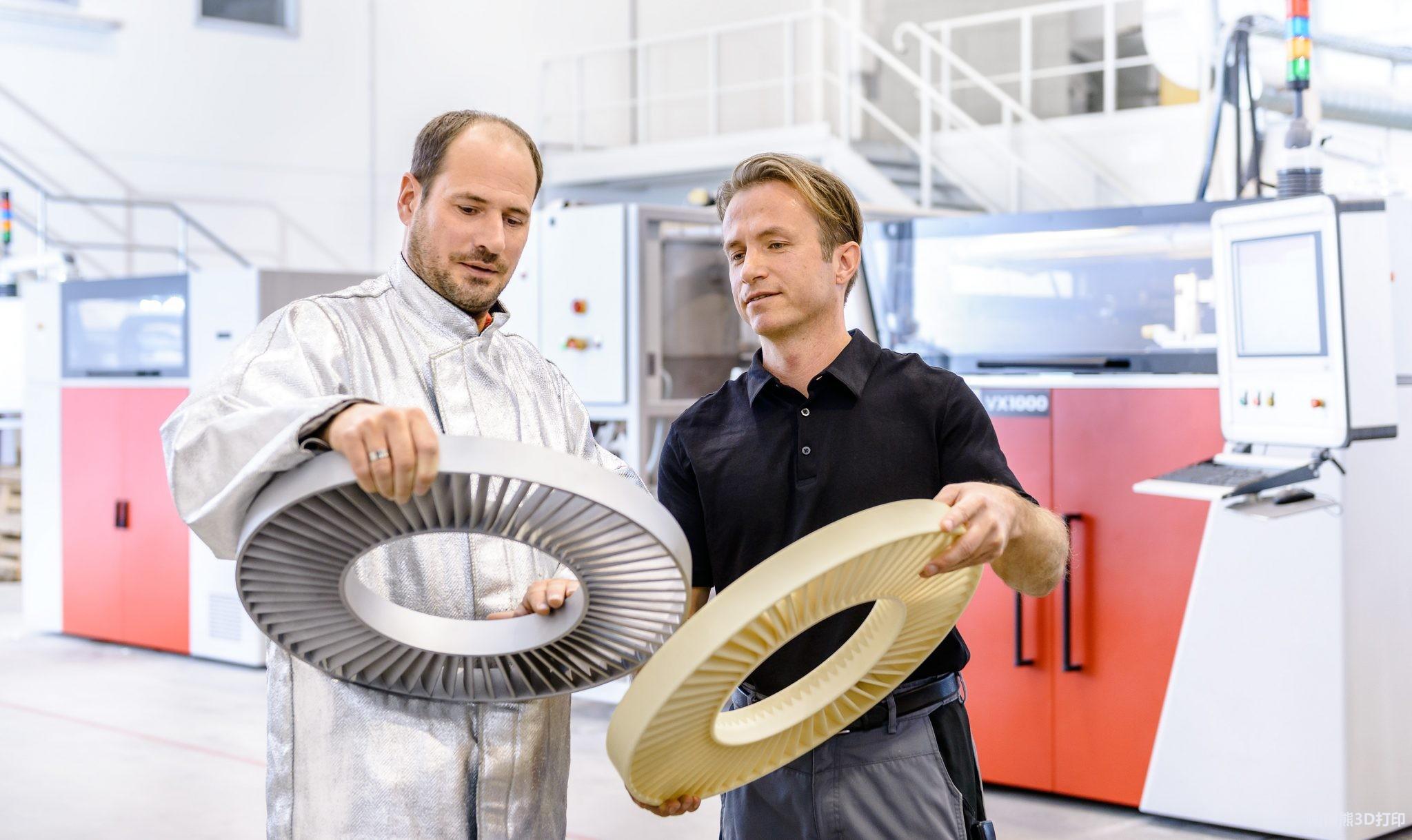 砂型3D打印龙头Voxeljet发布2019年一季度财报,收入556.5万欧元增长10.2%