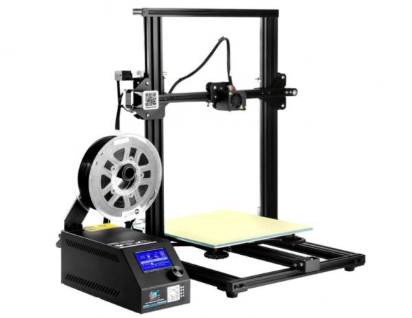 父子俩3D打印造兰博基尼,成本只需2万美金