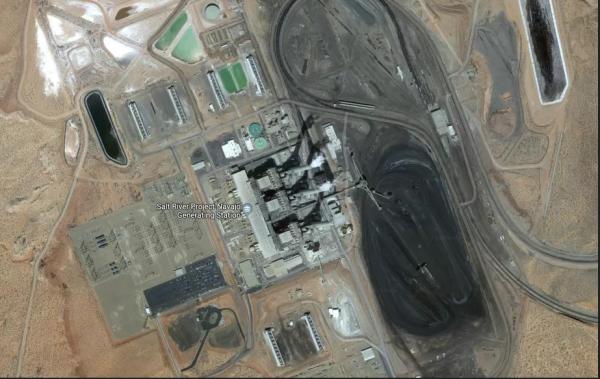 黑科技:太空天眼+AI技术让电厂排放无处可遁