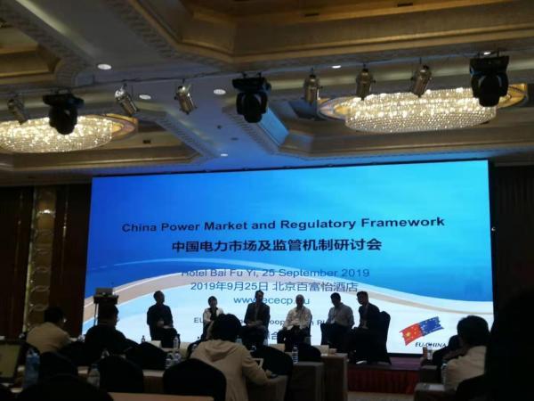 对话沟通促合作,中欧能源合作平台助力中国电力市场化转型
