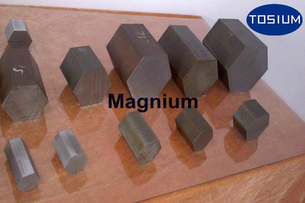 开发出新型的低成本磁性合金Magnium
