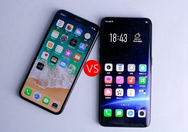 重头戏来了!OPPO Find X和iPhone X全面对比