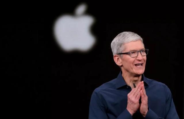 残酷的事实:苹果已经跌了一个Facebook!