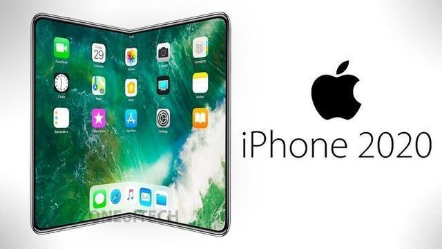 苹果也跟风?折叠iPhone大曝光!