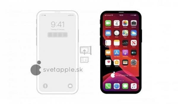 iPhone 12无刘海曝光:真是丑的不像话!