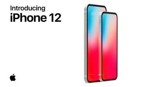 iPhone 12终于不再挤牙膏:全面屏+5G?