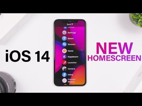 苹果终于官宣:iOS 14下个月就要来了!
