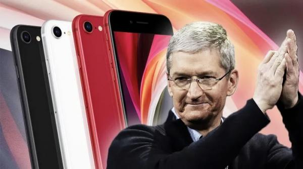 iPhone SE2成本价曝光:苹果不赚钱交个朋友吗?