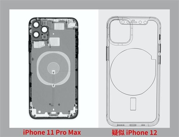 iPhone 12迎来重磅曝光,这个完美充电终于要来了!