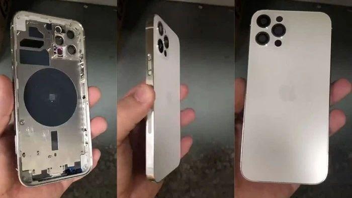 iPhone 12会延期发售?真机外壳又曝光!