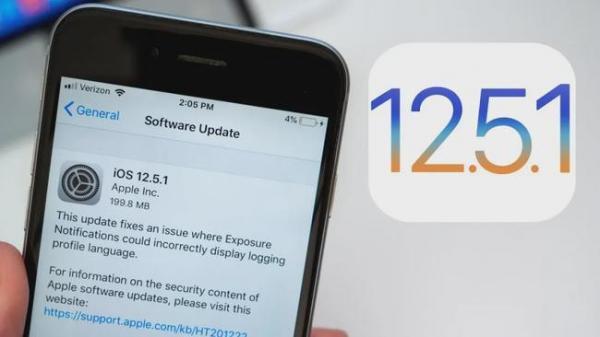 苹果突然发布iOS 12.5.1,亿万果粉直呼良心!