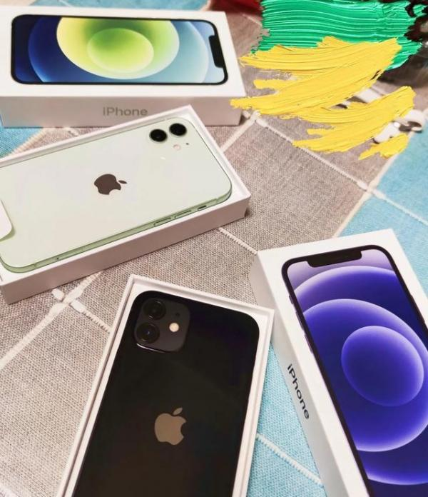 iPhone 12销量爆棚,苹果又再一次破纪录!