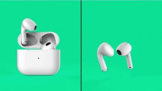 AirPods3强势曝光,苹果或月底发布!