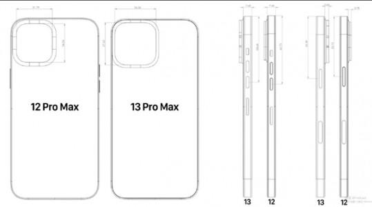 iPhone 13全面曝光,就等九月份发布了!