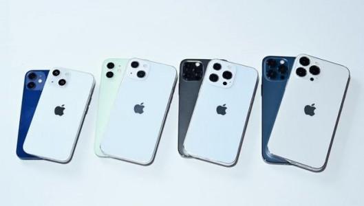 iPhone 13全系机模曝光:苹果还有什么机密可言?