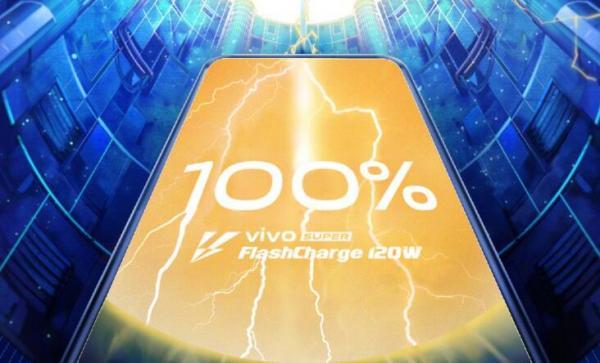 Vivo超级闪电,4000mA充满仅需13分钟 网友:何时出售