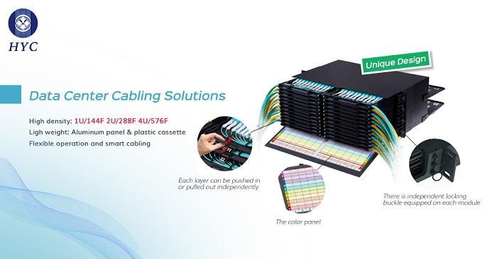 如何选择高密度应用光纤配线箱?