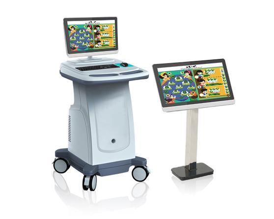 不局限三类医疗分类,触控一体机开辟治疗类应用!