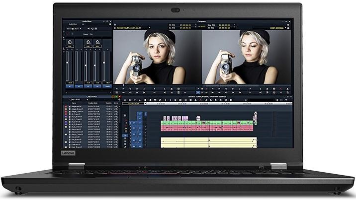 ThinkPad推出新款P1/P53/P73移动工作站