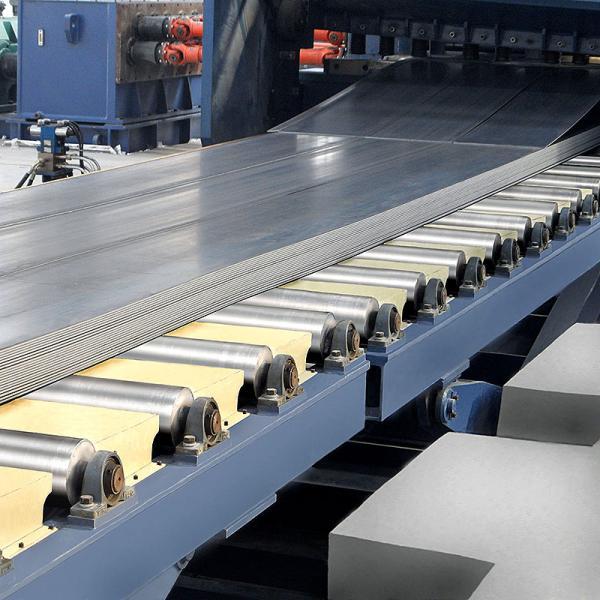 簡易縱、橫剪生產線的技術概述