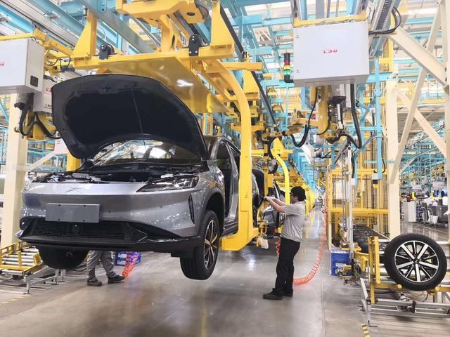 5月销量2704台,小鹏汽车领跑造车新势力的时间还有多久?