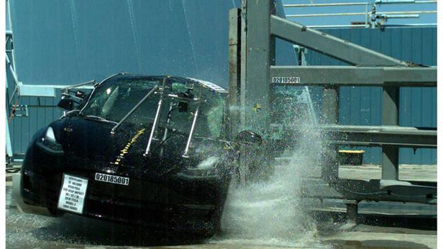 特斯拉Model 3=世界上最安全的汽车?